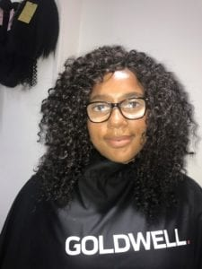 curly crochet braids
