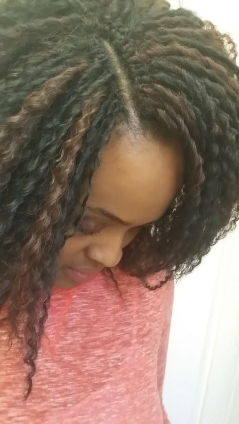 Crochet braids afro hair salon london for Crochet braids salon