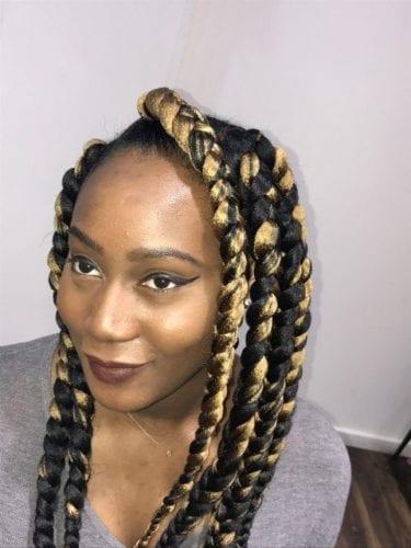 Box Braids Afro Hair Salon London