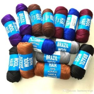 brazillian wool yarn