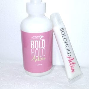 boldhold active and slider